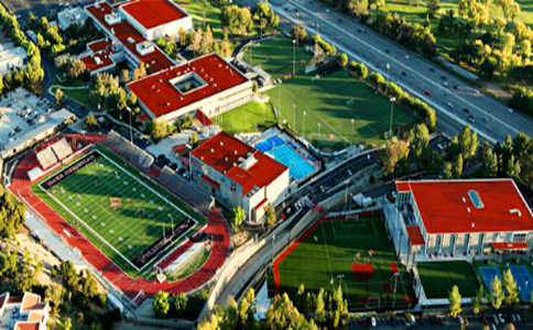 Oaks Christian School 橡树基督学校