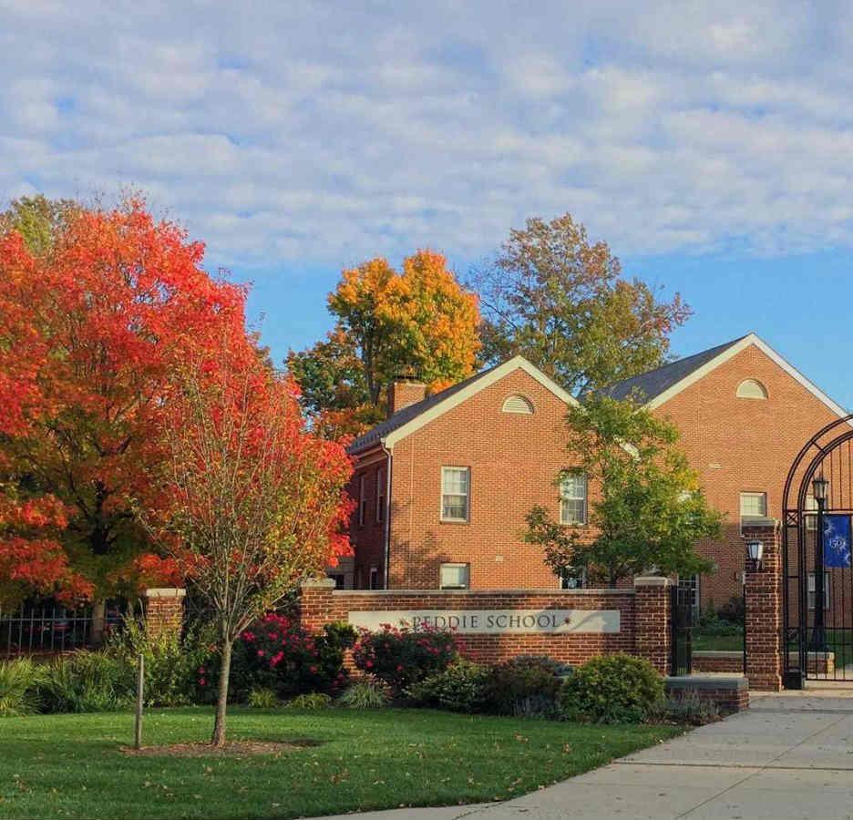 Peddie School佩迪中学(A+,新泽西州排名第5位)