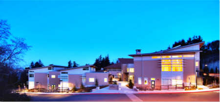 Forest Ridge School of the Sacred Heart 福利斯特里奇圣心女子中学