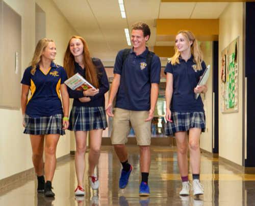 Crean Lutheran High School
