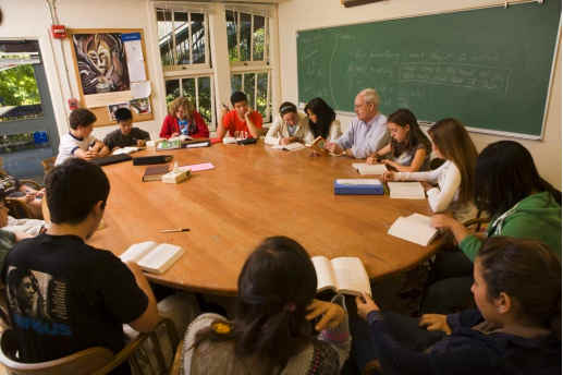 The College Preparatory School