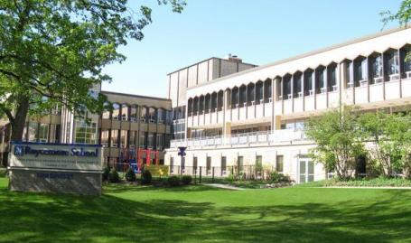 Roycemore School罗伊斯莫尔学校