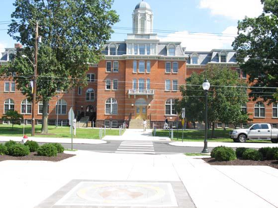 伯科曼学校