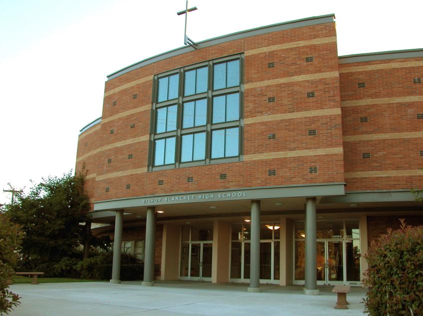 主教布兰奇高中