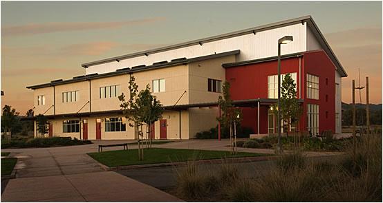 橡树林学校