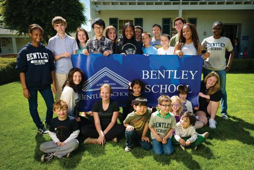 本特利学校