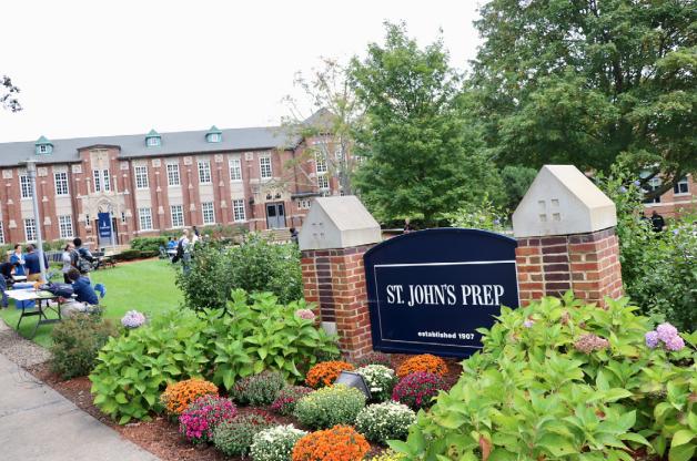 圣约翰大学预备学校