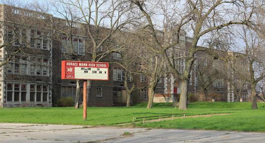 霍瑞斯曼学校