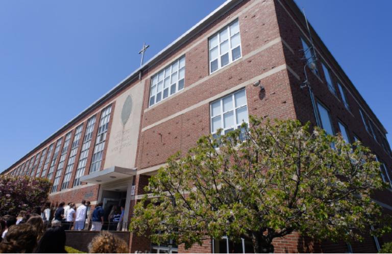 阿灵顿天主教高中