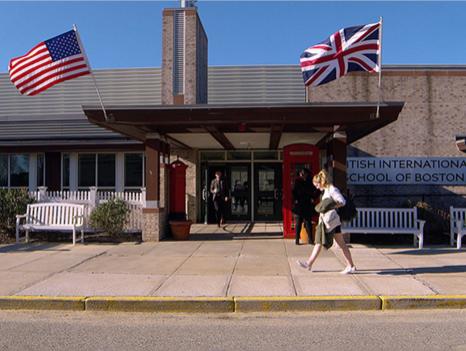 英国波士顿学院