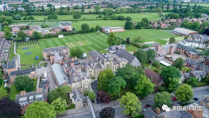 英国最古老的5所顶尖寄宿高中推荐