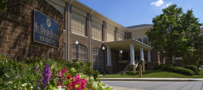 圣戴维斯中学