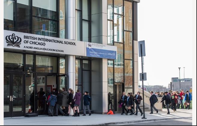 芝加哥英国国际学校