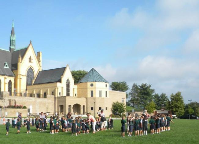 罗诺克天主学校